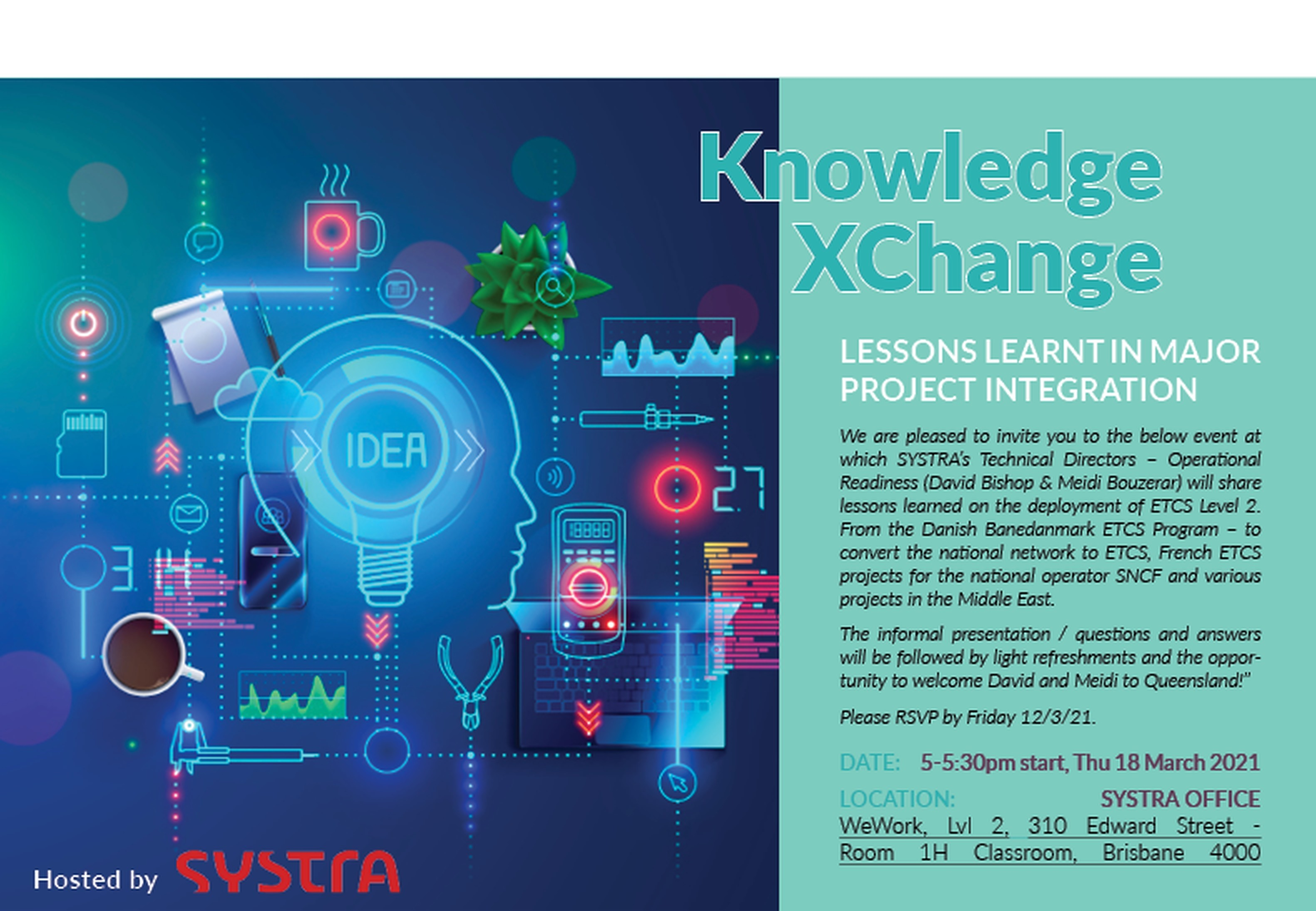 SYSTRA Knowledge XChange
