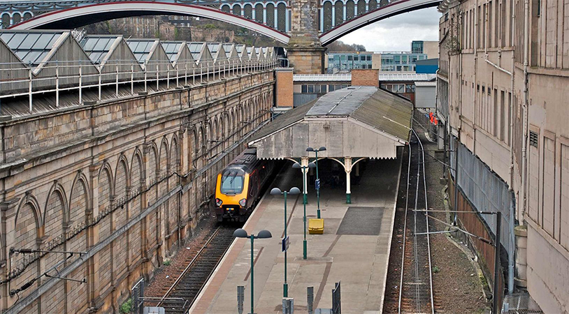 EGIP Line - Edinburgh – Glasgow